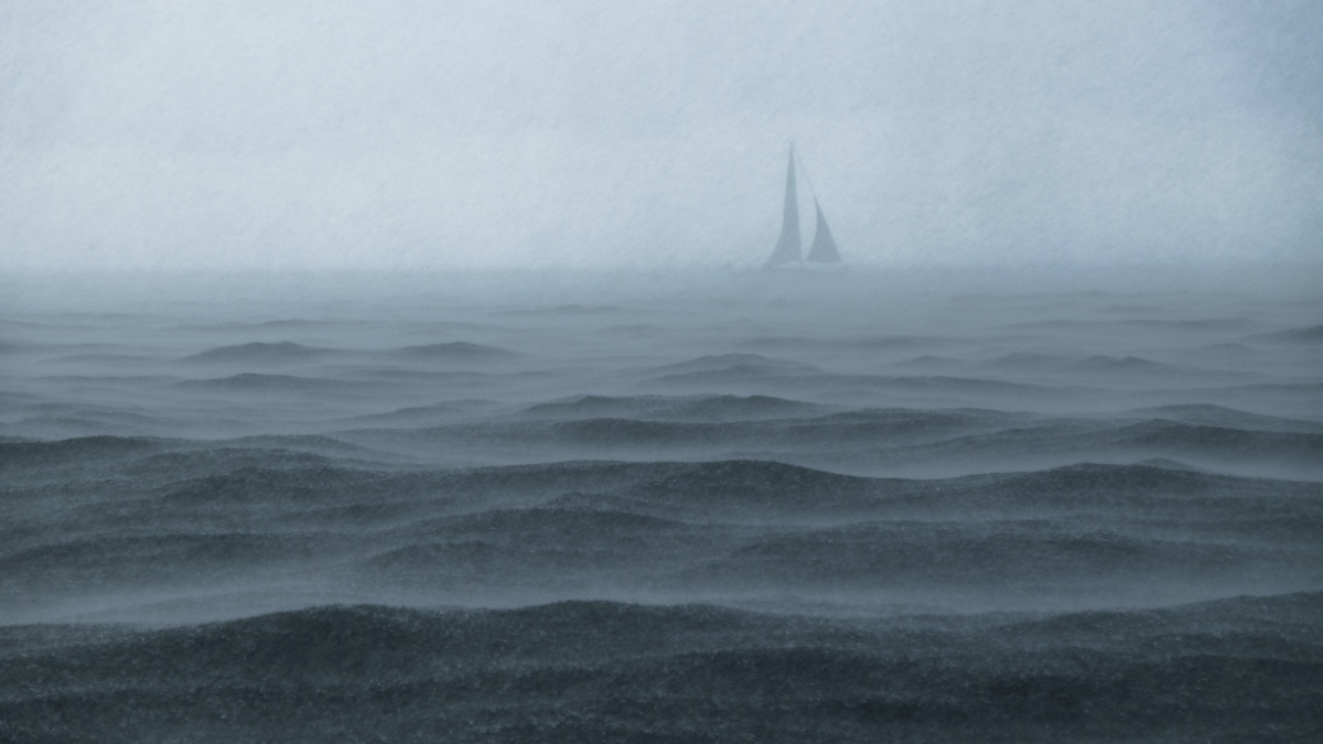 Sailing in stormy waters